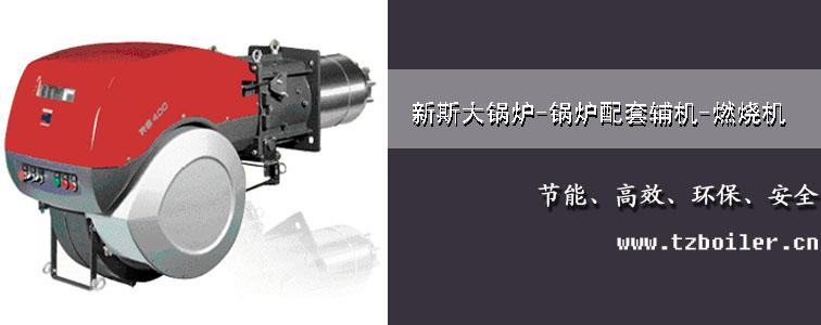 锅炉配套辅机-燃烧机